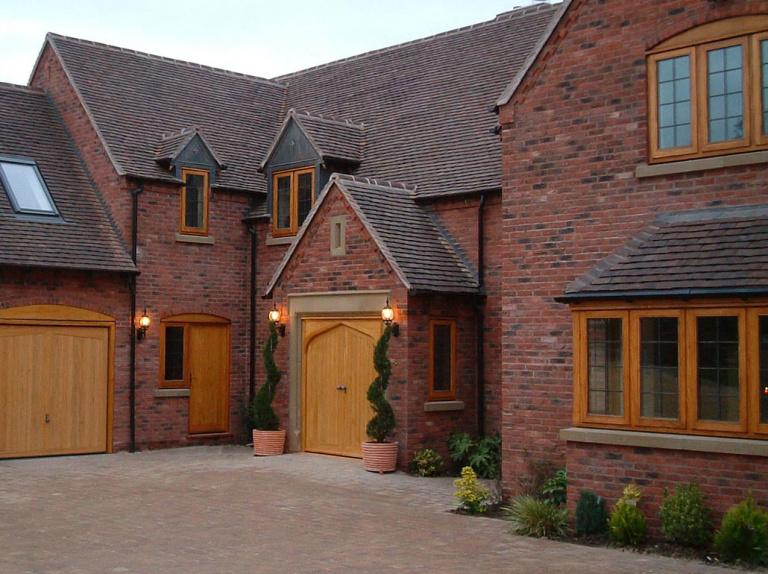 Timber Doors in Warwickshire, Birmingham, West Midlands