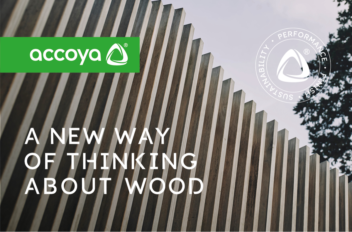 Accoya A New Way Of Thinking About Wood 1