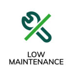 Accoya: Low maintenance